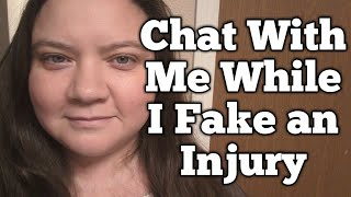 Chat With Me While I Fake an Injury thumbnail
