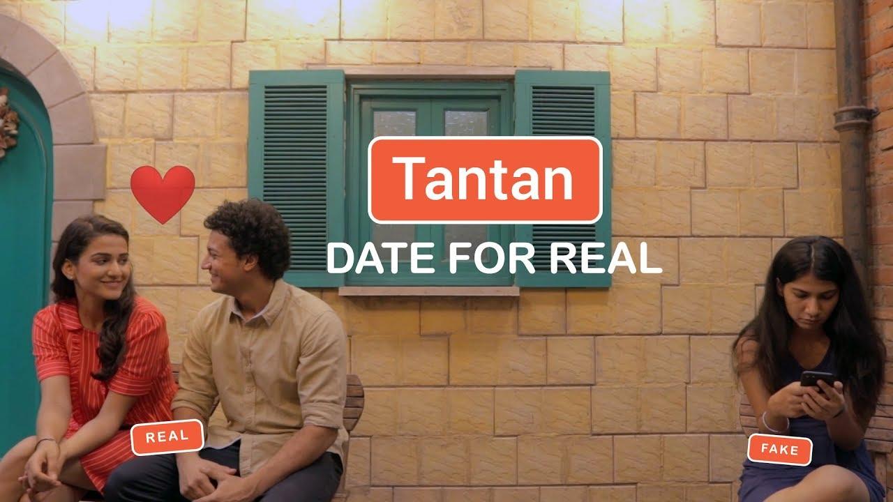 Real vs Fake: Tantan - Dating App in India
