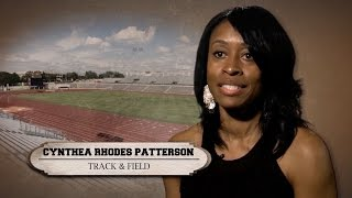 Longhorn for Life: Cynthea Rhodes Patterson