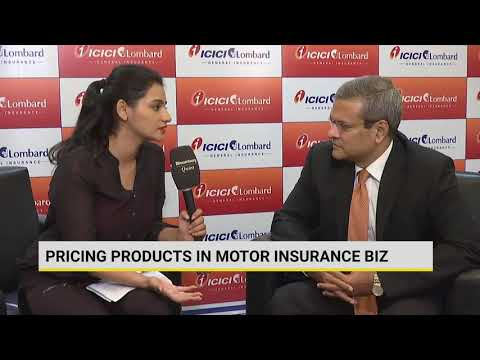 ICICI Lombard Lists At A Discount To Issue Price