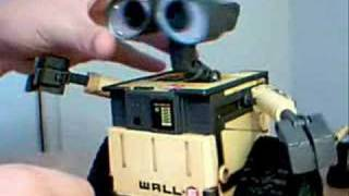 Video review of InterAction Talking Wall-E toy