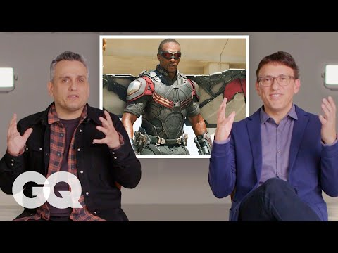 Cover Lagu The Russo Brothers Break Down the Biggest Marvel Moments *ENDGAME SPOILERS* | GQ stafamp3