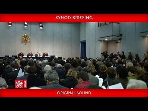 Synod Briefing 2018-10-15