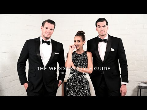 What To Wear Black Tie Dress Codes Youtube
