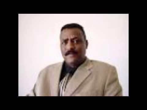 Eritrea Minister of Information, Mr. Ali Abdu's Interview with VOA Amharic.wmv