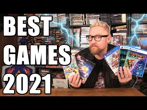 BEST GAMES 2021 SO FAR - Happy Console Gamer