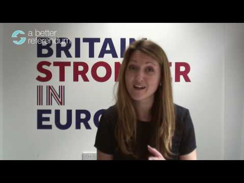 Britain Stronger in Europe on Security
