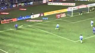 サッカースーパープレイ ロベルト・カルロス 対テネリフェ 角度0からのスーパーシュート thumbnail