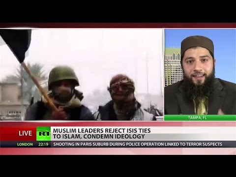 ISIS is not about religion, it's about power – Muslim activist