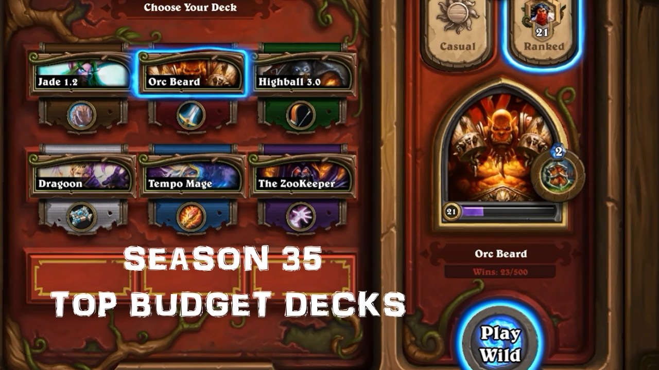 Hearthstone Season