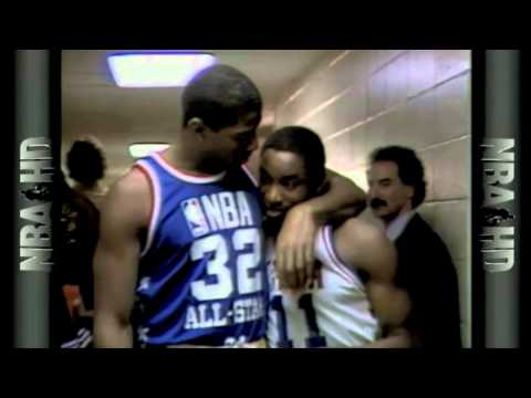 1985 NBA All-Star Game short clip