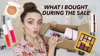 SEPHORA + ULTA HAUL | NEW MAKEUP!!