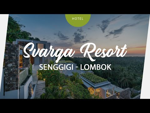 Room Tour Hotel Svarga Resort Senggigi Cocok Untuk Keluarga & Pasangan - #Vlog 16