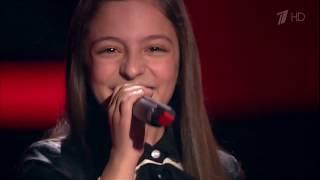 The Voice Russia - Драмы больше нет (Polina Gagarinas song)