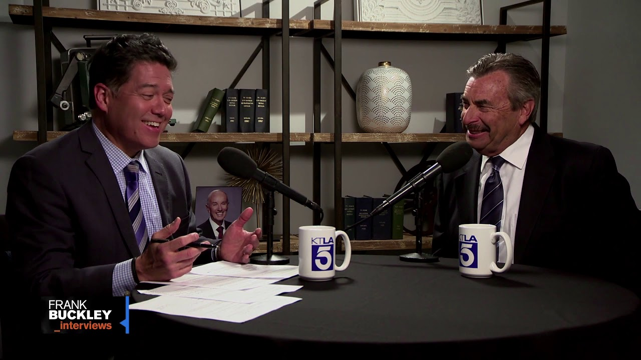 Download Frank Buckley Interviews: Charlie Beck