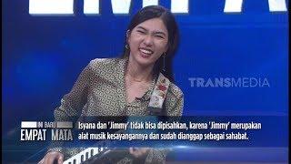 Download lagu Isyana Mengaku TAK BISA BERPISAH Dari 'Jimmy' | INI BARU EMPAT MATA (13/11/19) Part 4