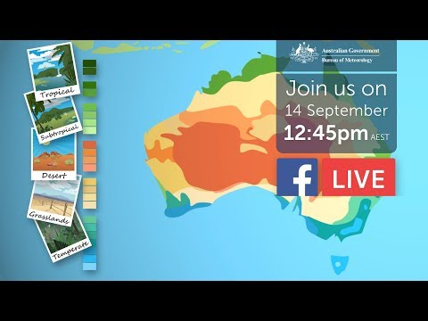 AskBOM Live: Why Do We Have Different Climate Zones In Australia?