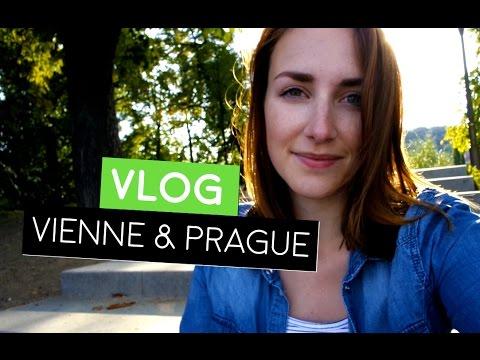 VLOG   Vienne & Prague ✈
