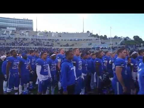 Alma Maters Post 2015 Army-Air Force Game