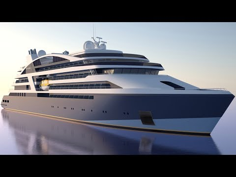 New Built Expedition Cruise Ships 2018