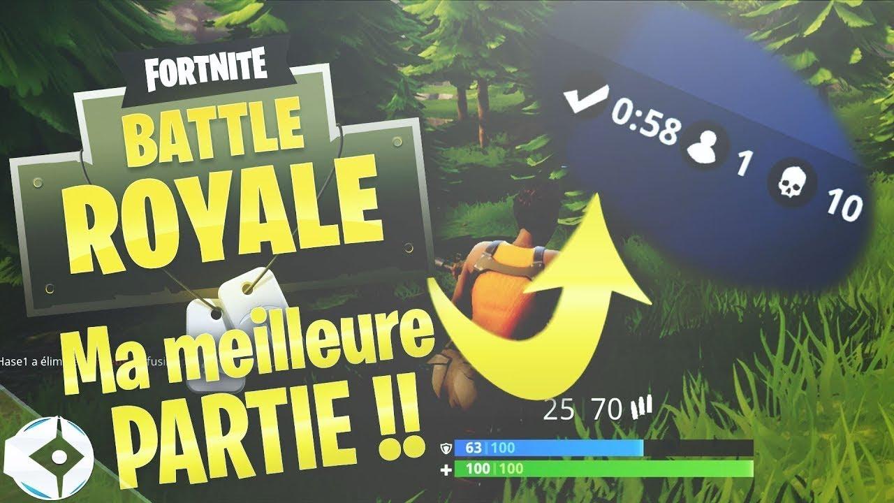 Top 1 Incroyable Ouverture De La Chaine Fortnite Part 1 Youtube