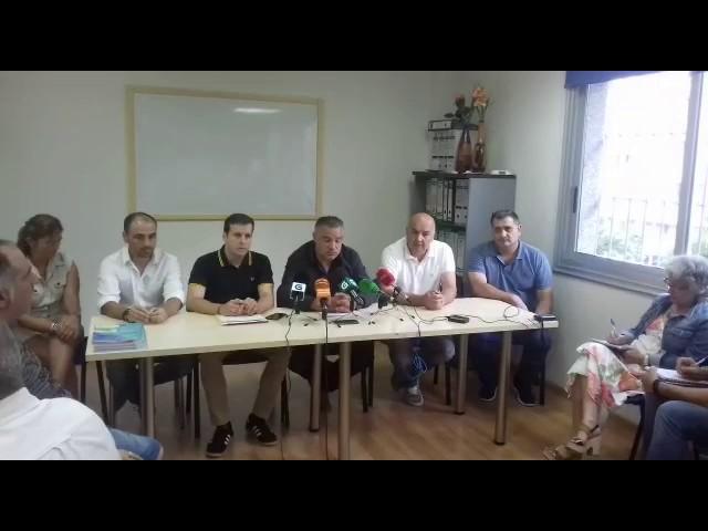 Las autoescuelas de Ourense, en pie de guerra por la falta de exámenes