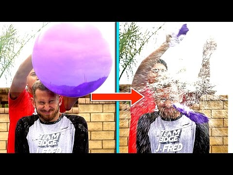 WHAT'S IN THE BALLOON CHALLENGE!!