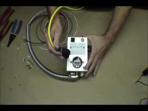 Home Switch Wiring Diagram Ricksdiy How To Build Automatic Generator Transfer Switch