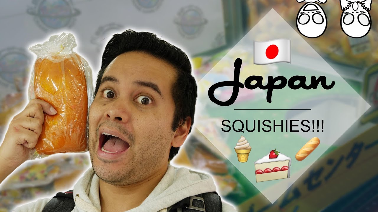 Download Winning TONS of food squishies in Japan! Plus food squishy GIVEAWAY! | Crane Couple in Japan Ep 10