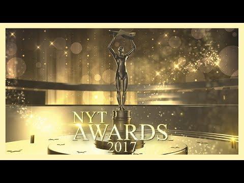 OS MELHORES DO ANO - NYT Awards 2017