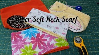 Super Soft Neck Scarf