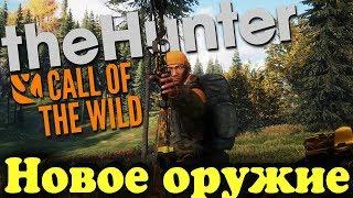 Охота, новый арбалет и палатка - TheHunter Call of the Wild игра симулятор