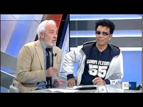 Edoardo Bennato 20-04-2016 Intervista a TV
