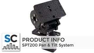 ServoCity SPT200 Pan & Tilt System
