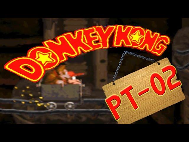 Donkey Kong - Jogo de dar raiva