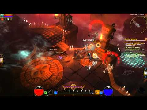 SirDune Plays Torchlight 2 Episode 3