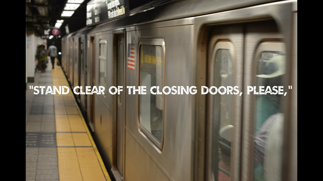 Image result for doors closing