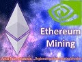 ETHEREUM Kaise Mine karen Apne Computer se? Hindi/English How To Mine Ethereum With Your Nvidia GPU