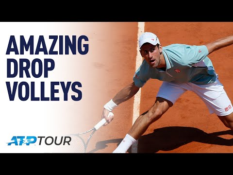 Drop Volleys | THE BEST OF | ATP