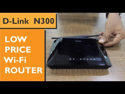 D-Link Dir-615 Wireless N300 Router Review and Range Test
