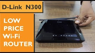 D-Link Dir-615 Wireless N 300 Router Review and Range Test
