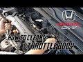 How To Clean Throttle Body // Honda CRV R20A1