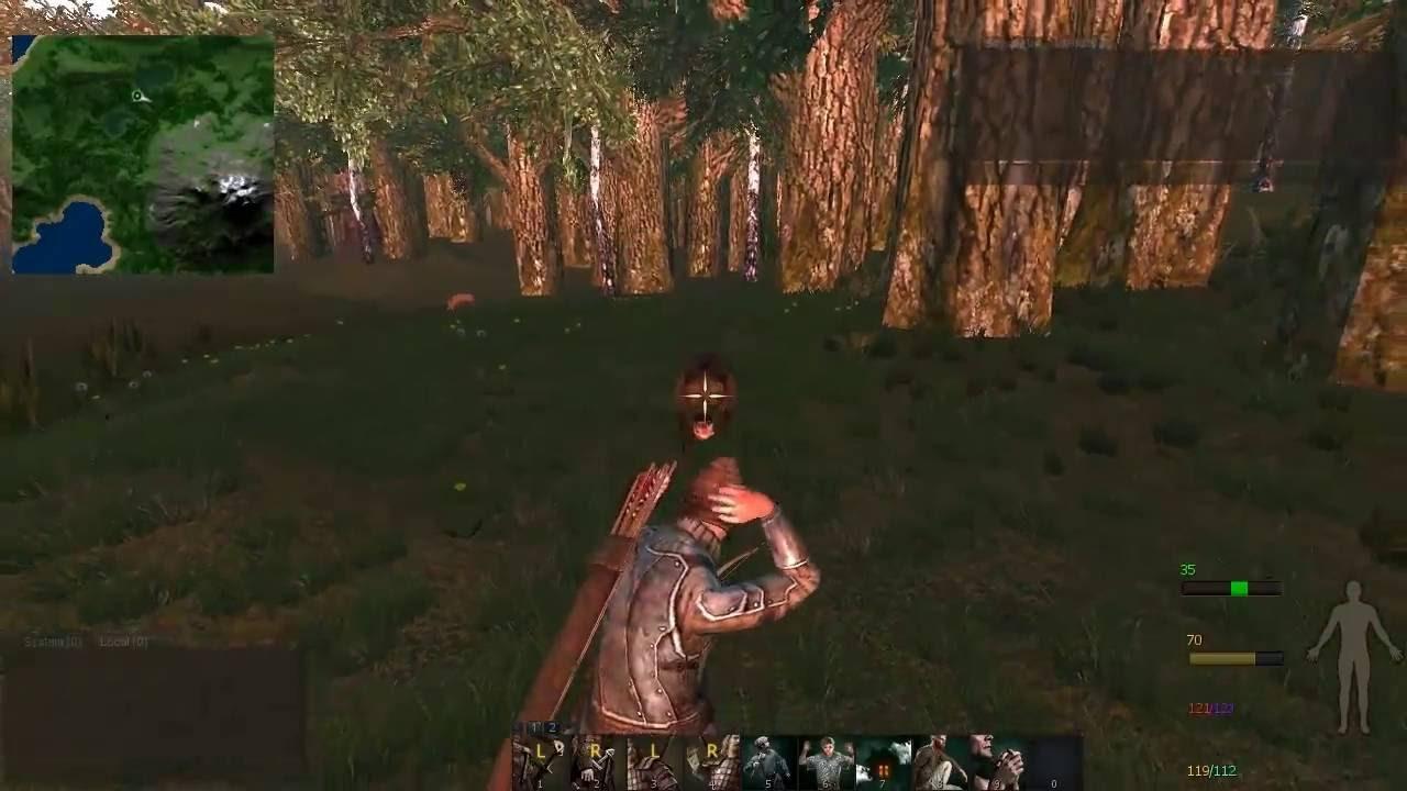 Life is feudal your own 0.2 10.5 сюжетно-ролевая игра как ведущий вид деят