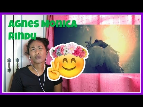 Agnes Monica   Rindu   Official Video| Reaction