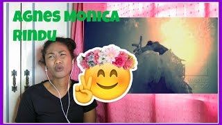 Video Agnes Monica   Rindu   Official Video| Reaction download MP3, 3GP, MP4, WEBM, AVI, FLV Juli 2018