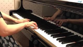 ピアノ演奏「永遠結び/Kis-My-Ft2」【耳コピ】