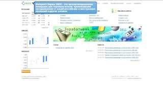 новости WebMoney: программные интерфейсы интернет-биржи INDX
