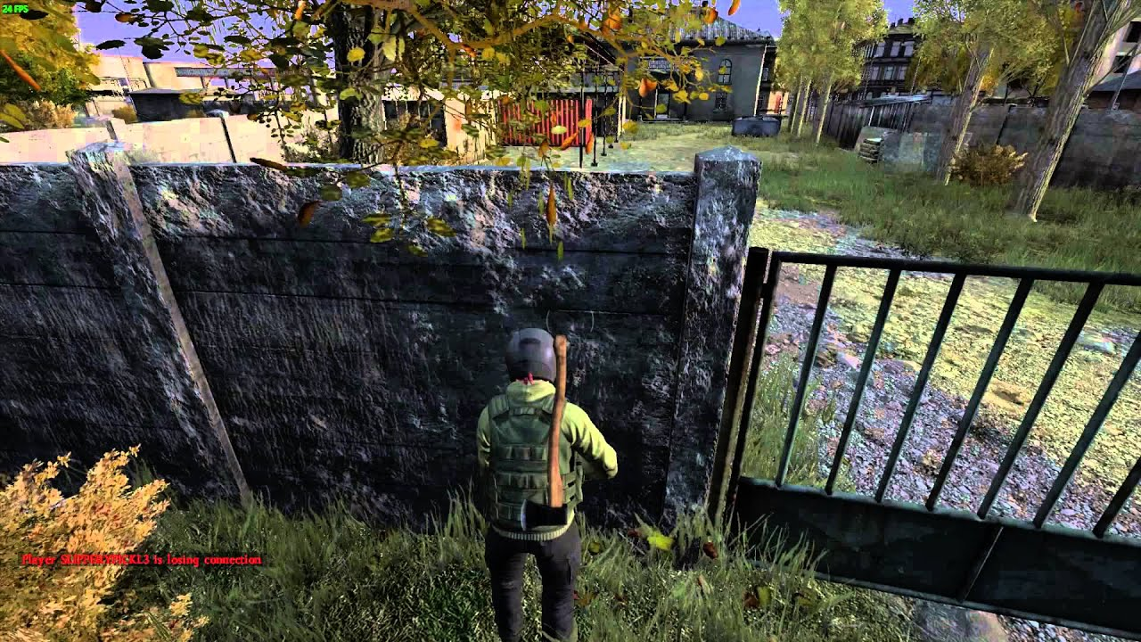 how to get health back dayz standalone