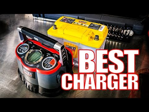 Optima Digital 1200 Battery Charger Review