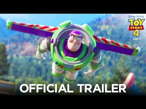 Karla Cantrell - Toy Story 4 Trailer!